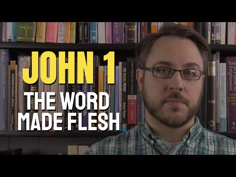 The Word Made Flesh from a Biblical Unitarian Perspective