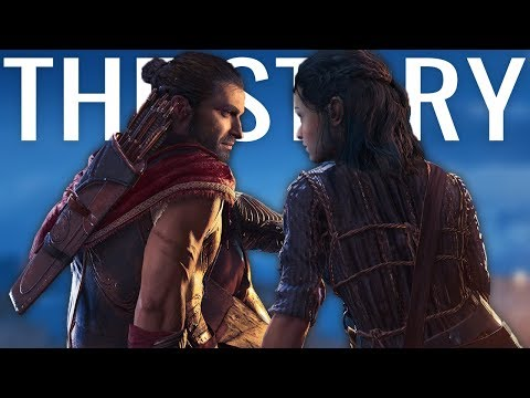 The Story of Assassin's Creed Odyssey鈥�
