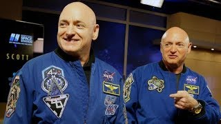 NASA twins study reveals space flight can cause genetic changes
