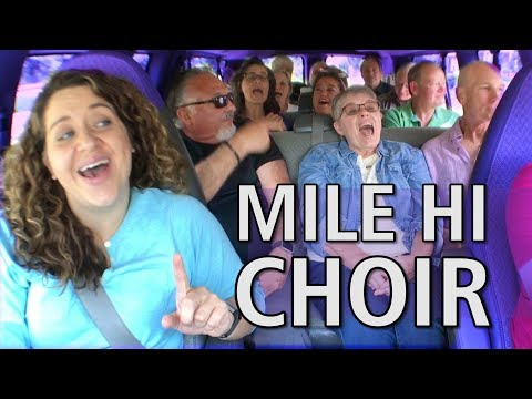 Choir Pool Karaoke! NEW THOUGHT MUSIC