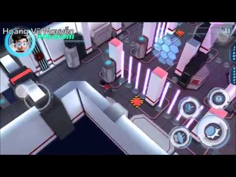 Ejen Ali: Emergency #7 - Level 31 - 33 (iPhone Gameplay)