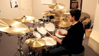 50 Cent - My Life ft. Eminem, Adam Levine (DRUM COVER HD)