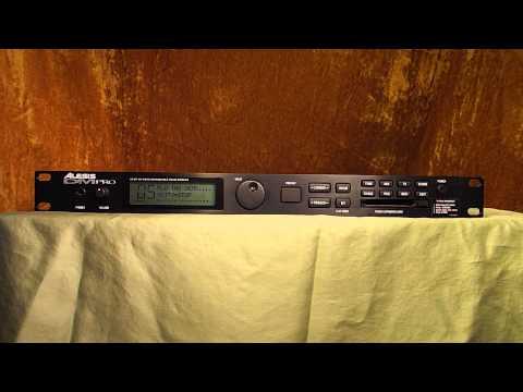 Alesis DM Pro Drum Module Demo Songs