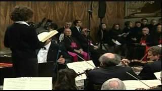 Weihnachstoratorium - IV: Aria Alto Bereite dich Zion (Augsburger Domsingknaben)