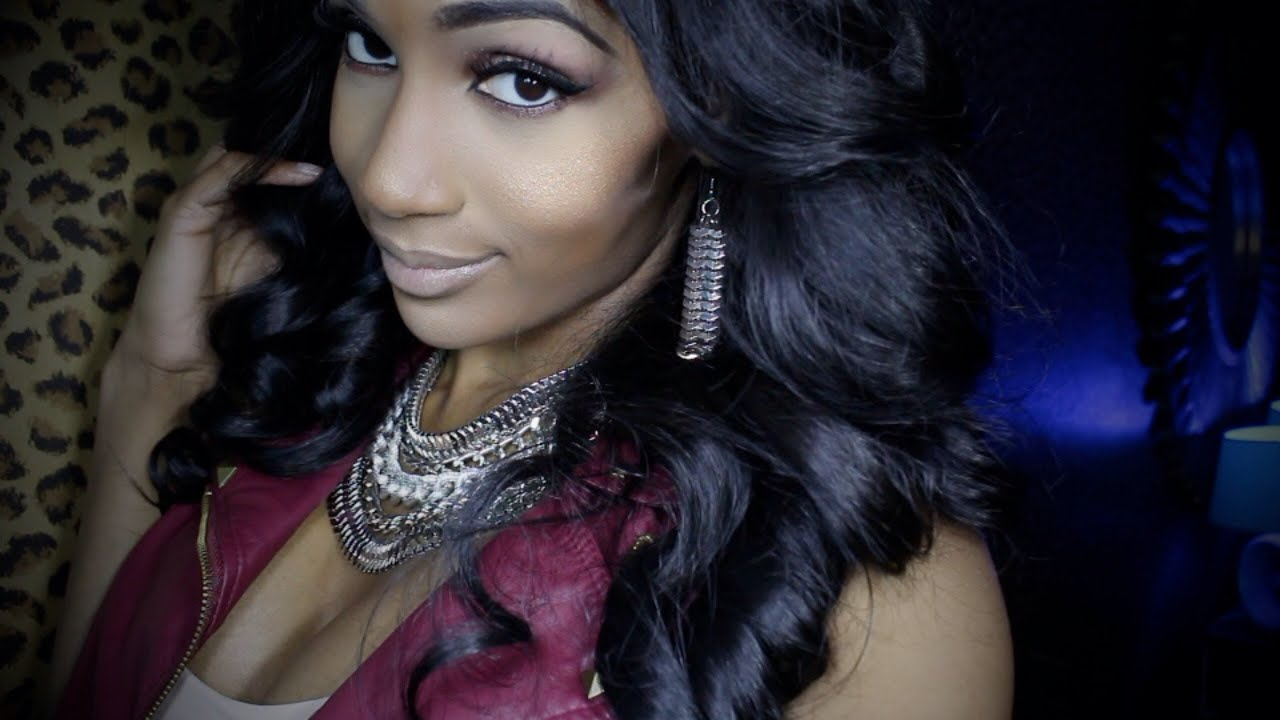How to dye your weave the easy way lace closure bronner bros how to dye your weave the easy way lace closure bronner bros hair show clips youtube pmusecretfo Images