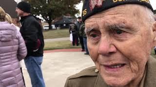 Veterans Day - Mordell Trammell