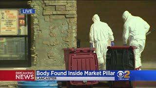 Baixar Who Is The Man Found Dead Inside Pillar Outside Lancaster Supermarket
