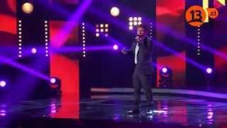El mejor imitador de Alvaro Torres es chileno-Mi nombre es 2014,canal 13