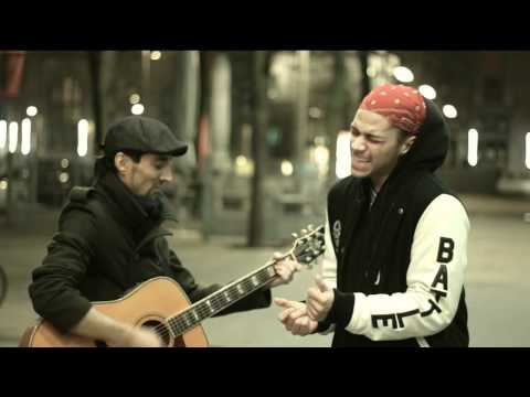 Bluey Robinson - Singing Stevie Wonder 'All I Do' - (Acoustic Street Session)