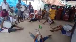 சிறுவர்கள் தப்பட்டை மேளம் Thappattam Thappattai Small Boys Thappattam Thappu Aattam