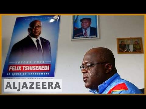 🇨🇩 Tshisekedi declared DR Congo's president, but runner-up revolts | Al Jazeera English