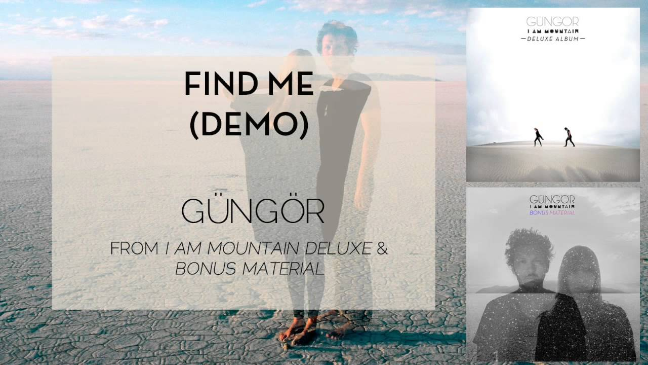 gungor-find-me-demo-audio-only-gungor