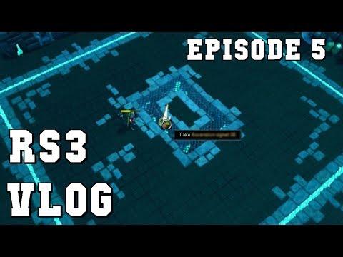 DXPet Weekend?! - Runescape 3 Vlog Episode 5