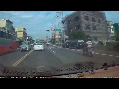桃園中壢 逆向、路間停車、轎車兩段左轉