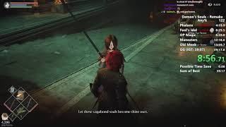 Demon's Souls Remake - Any% Speedrun in 38:12 IGT (World Record/No Force Quit)