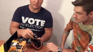 видео Как проверить втягивающее реле стартера на ваз 2109