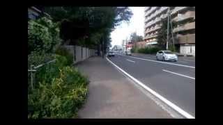 真駒内駅からアイスアリーナまで