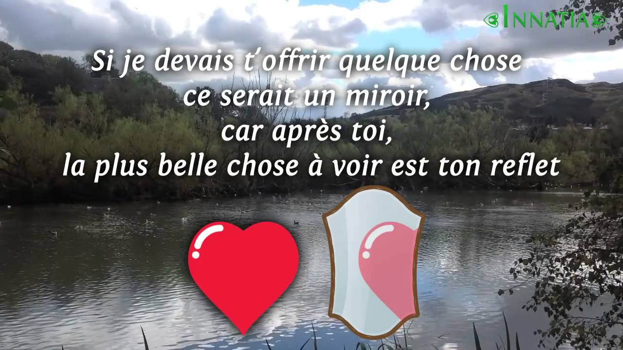 Préférence Video d'amour pour votre whatsapp: un message romantique a  QQ07