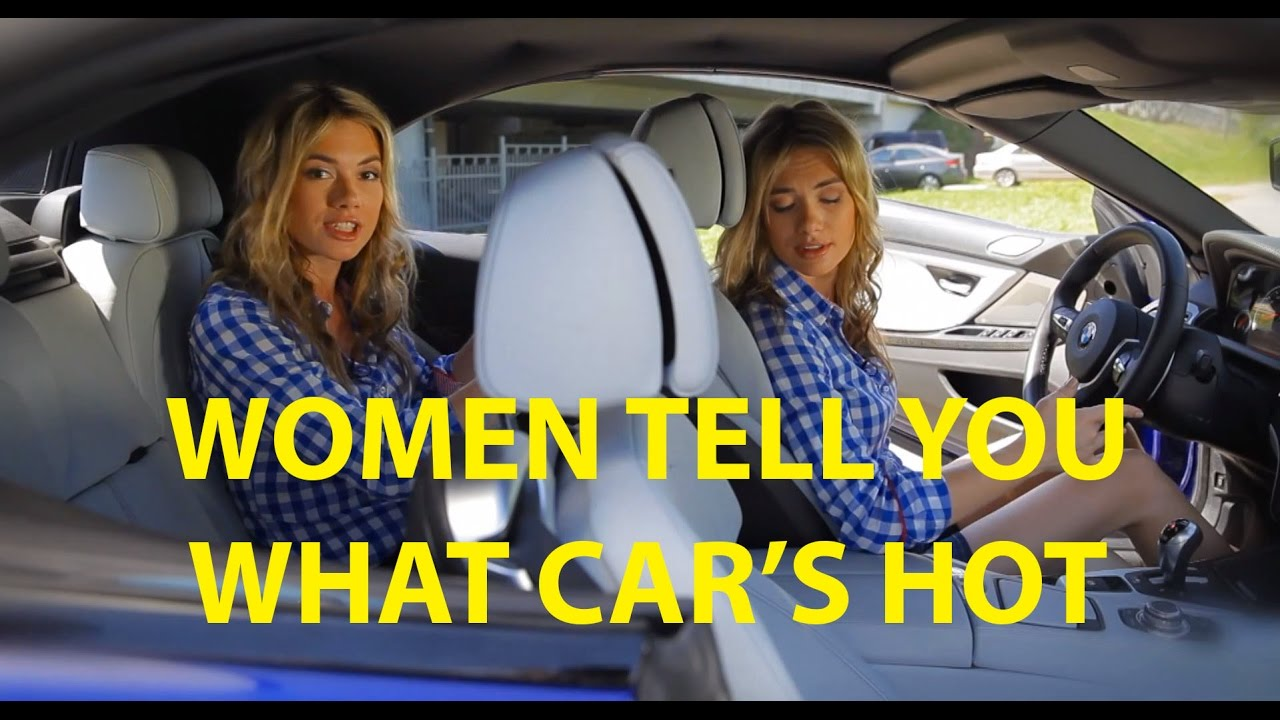 top cars women are most attracted to part 1 youtube. Black Bedroom Furniture Sets. Home Design Ideas