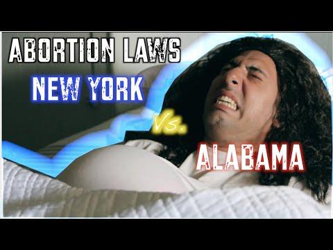 New York Vs Alabama