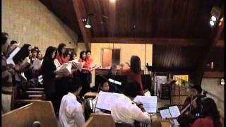 The Family Choir sings Sa Yo Lamang