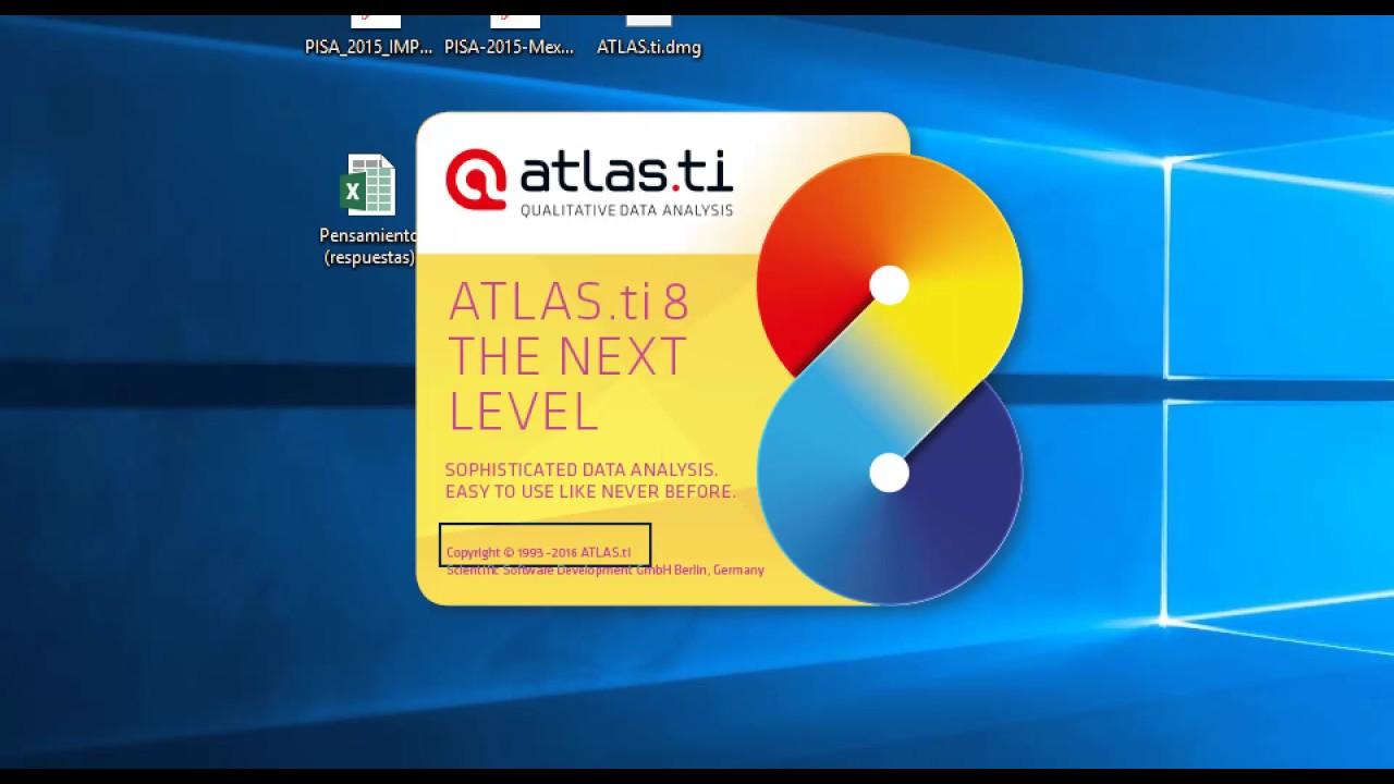 atlas ti 8 crack