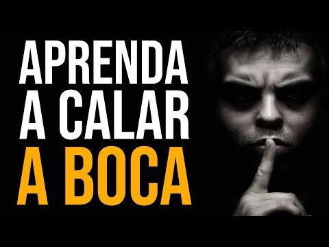 A IMPORTÂNCIA DE FICAR DE BOCA FECHADA   Nando Pinheiro