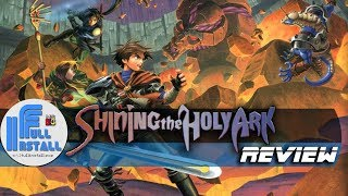 Shining the Holy Ark Review
