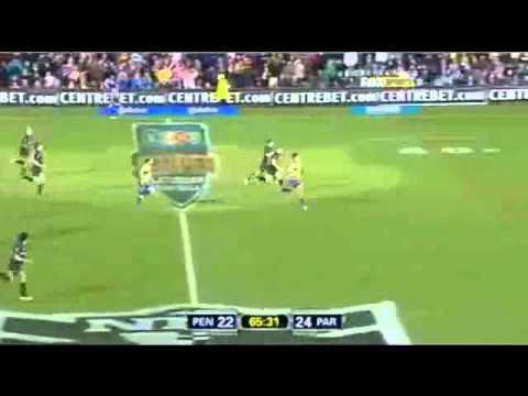 Fastest Men In NRL: Jarryd Hayne