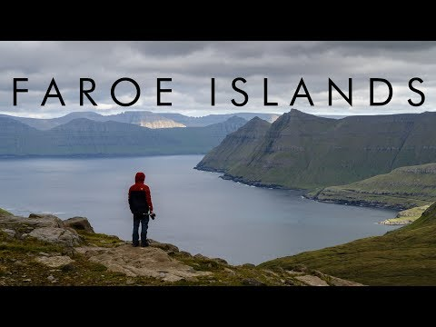 What to see in the Faroe Islands - 4K & drone