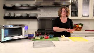Chef's Convection Toaster Oven (TOB-260) Demo Video