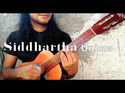 Únicos – Siddhartha ( Oscar Tatsumi Cover )