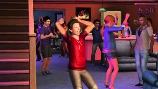The Sims 3 Все возрасты. Официальный трейлер 4 дополнения