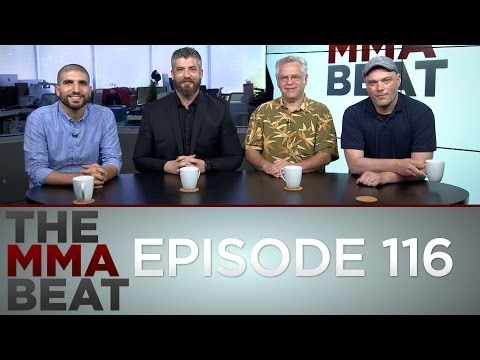 The MMA Beat: Episode 116