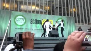 VIXX - On And On - Washington DC World Bank (fancam)