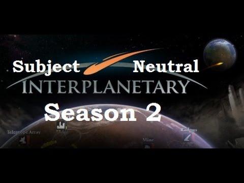 "Interplanetary Season 2 Episode 2 ""Secret War"""
