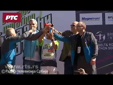 Počeo 31. Beogradski maraton: Rekordnih 7.300 trkača