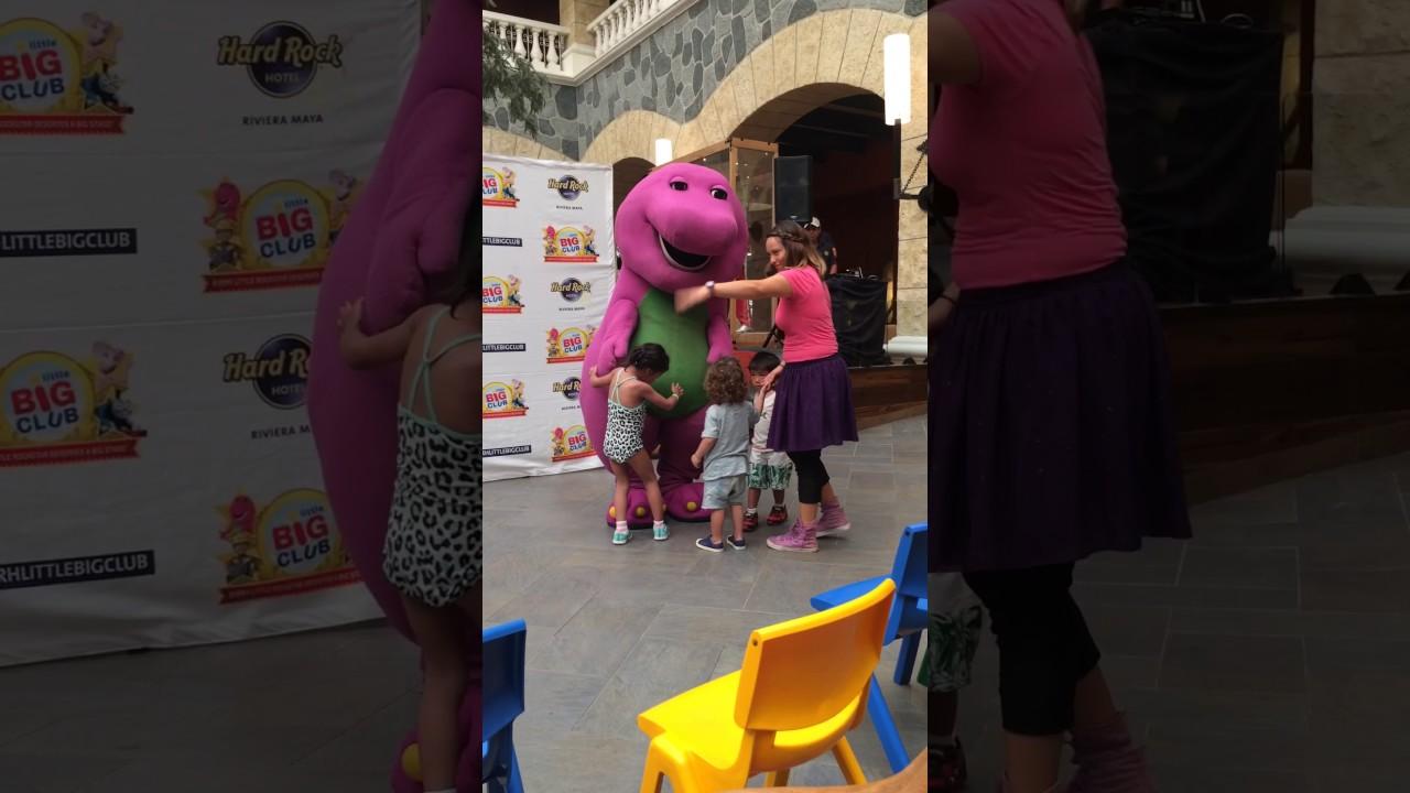 Barney Hugs Youtube