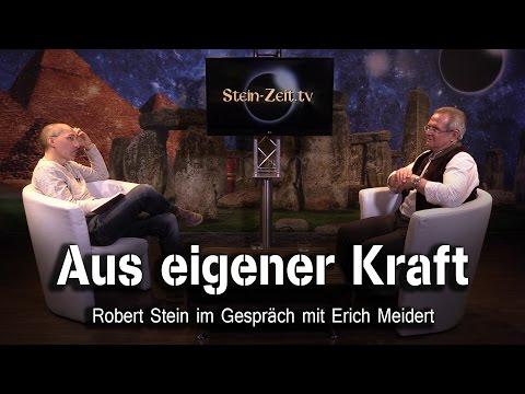 Aus eigener Kraft - Erich Meidert bei SteinZeit