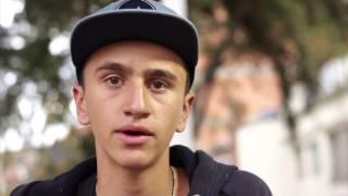 Patrocíname Bunker 2014 - Fabian Atehortua (Finalista)
