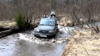 видео Drive Out: Тест внедорожных шин размера 265/65 R17 (2014)
