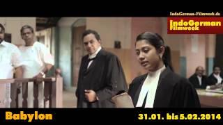 IndoGerman Filmweek 2014 - Punyalan Agarbattis - Trailer