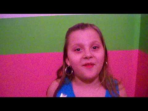 Hanah Prestenbach age 10 sample ABC by Jackson 5