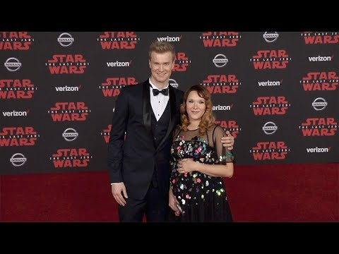 "Joonas Suotamo ""Star Wars: The Last Jedi"" World Premiere Red Carpet"