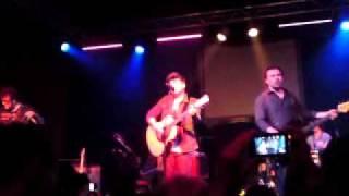 Stereolove - Falling like stars - live Oberhausen 22.11.2011