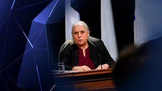 Manon Massé quitte ses fonctions de cheffe parlementaire de QS