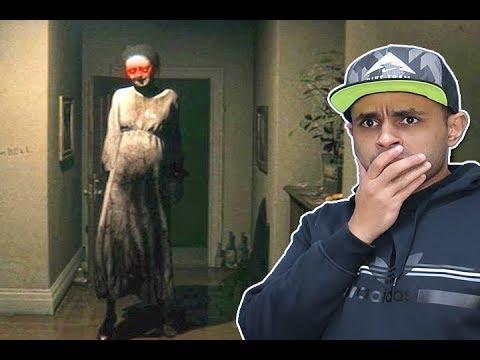 لغز الشغالة شبيهة جرانى و طفل المرعب !! 😱🔴   P.T Silent Hill