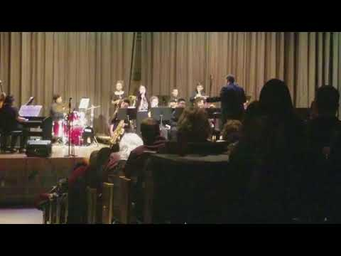 Gilmore Middle School Jazz Ensemble