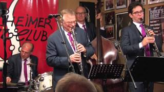 "Dutch Swing College Band plays ""Weary Blues"""