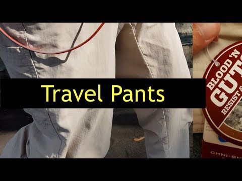 ed59bb6e3e8 Columbia MEN'S PFG BLOOD AND GUTS™ PANT review - YouTube